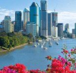 Pobřeží v Austrálii